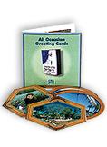 souvenirs main - מארז כרטיסי ברכה