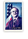 stamps Personalities - בול המפרי - היוברט
